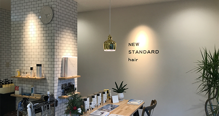 NEW STANDARD hair / 渋田 祐武