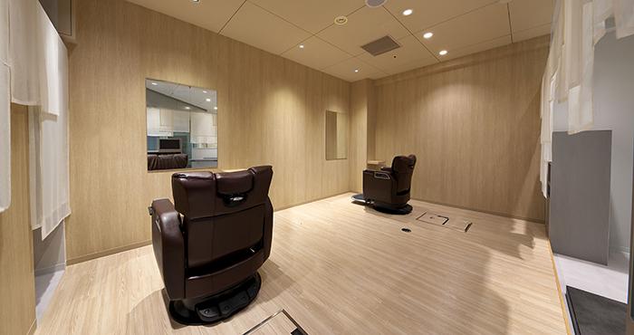 Lair the barber / 野本 悦志